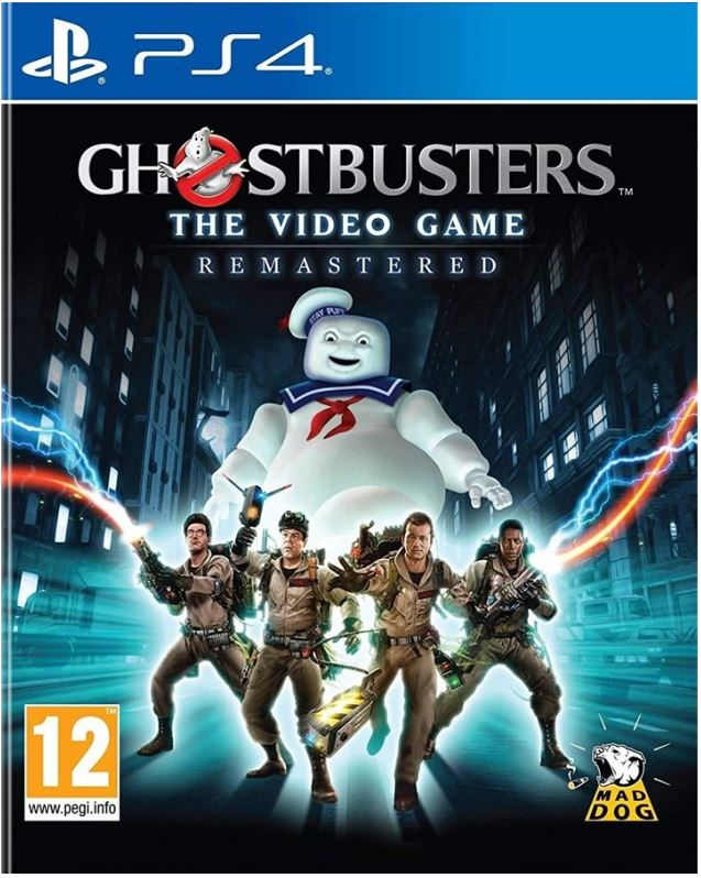 Jogo PS4 Ghostbusters The Videogame Remastered