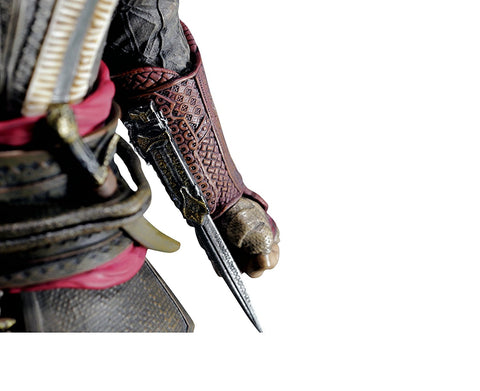 Ubisoft FIGURA ASSASSINS CREED AGUILAR (FASSBENDER)