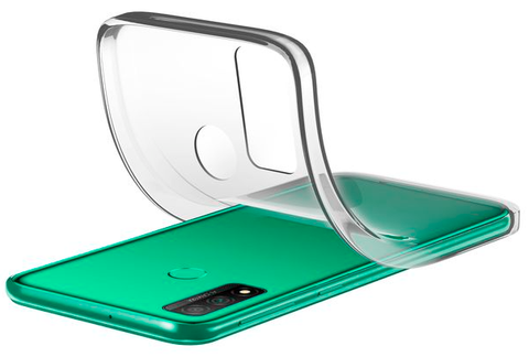 Capa Cellularline Huawei P Smart 2020 Soft Transparente