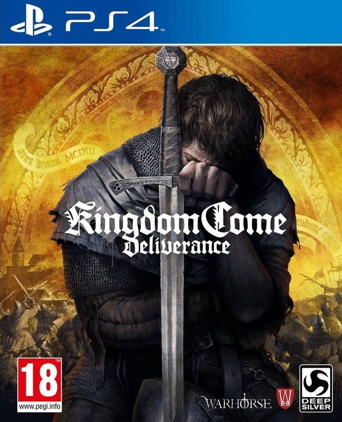 Jogo PS4 Kingdom Come - Deliverance
