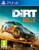 Jogo PS4 Dirt Rally