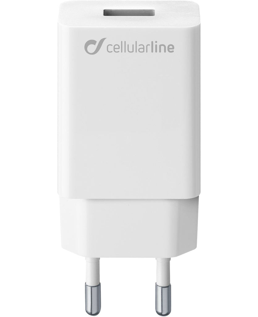 Carregador Cellularline Micro USB 10 W Branco