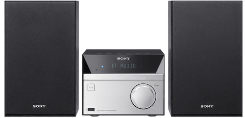 Sony Micro/Mini Hi-Fi CMTSBT20 Bluetooth
