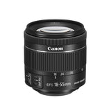 Canon EF-S 18-55mm f/4-5.6 IS STM - Objetiva