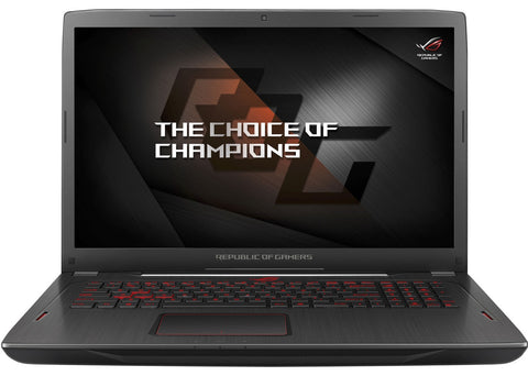Asus ROG GL753VE-77AT5PB1 - Portátil gaming 17.3