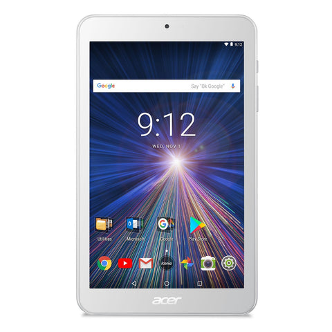 Acer Iconia One B1-870 Branco - Tablet 8