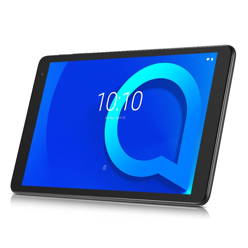 Tablet Alcatel 1T Preto + Capa Teclado - 10 16GB 1GB RAM Quad-core