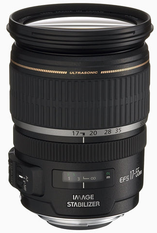 Canon EF-S 17-55mm F2,8IS USM - Objetiva