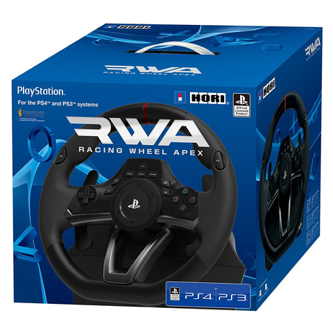 RACING WHEEL APEX [PS4/PS3/PC]