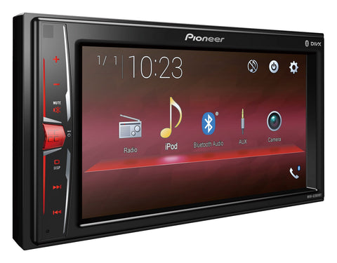 Pioneer Auto Rádio Multimédia MVH-A200VBT USB Bluetooth