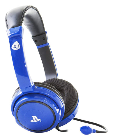 4Gamers Headset Gaming Pro 4-40 Azul