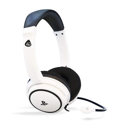 4Gamers Headset Gaming Pro 4-40 Branco