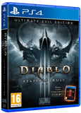 PS4 DIABLO III ULTIMATE EVIL ED