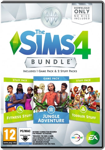 Jogo PC Os Sims 4 Bundle Pack 11