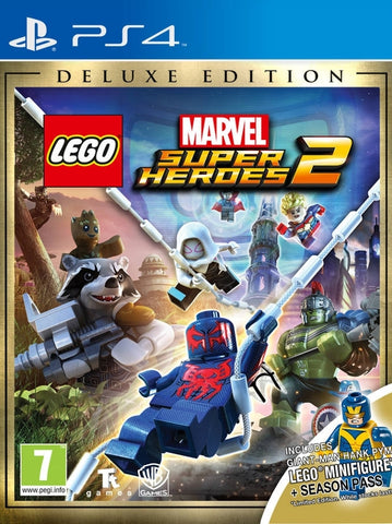 PS4 Lego Marvel Super Heroes 2 DLX Ed