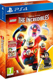 PS4 Lego Incredibles Toy Edition