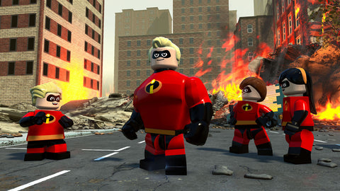 Jogo PS4 Lego Incredibles Toy Edition