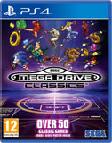 PS4 SEGA MEGADRIVE COLLECTION