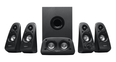 Logitech Colunas Surround Sound Z506