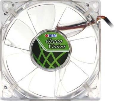 Ventoinha Titan Technology Green Vision TFD-12025GT12Z 120mm