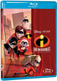 INCREDIBLES, THE - OS SUPER-HEROIS BD