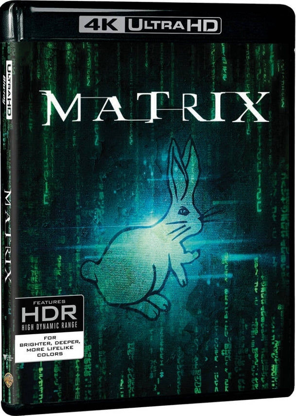 Blu-Ray+4K Matrix