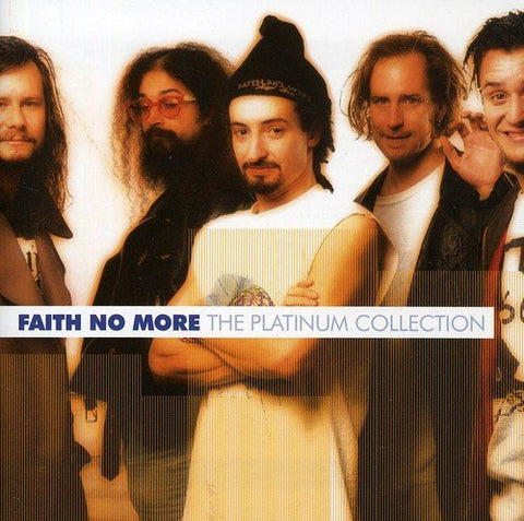 CD Faith No More - Platinum Collection