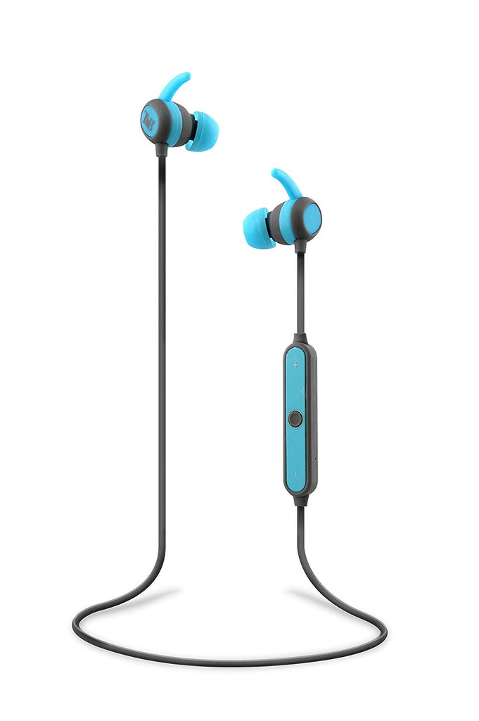 Auriculares Bluetooth T'nB Be Color Microfone Azul/Cinza