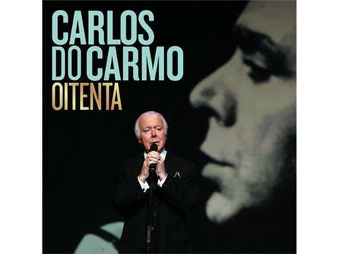 CD Carlos do Carmo - Oitenta