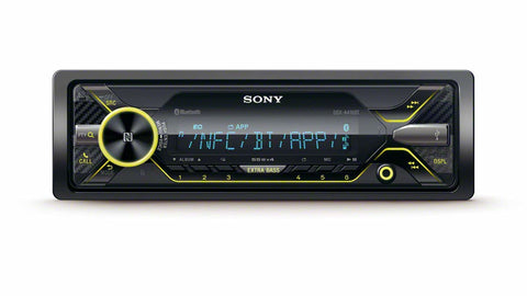 Auto Rádio Sony DSX-A416BT Bluetooth