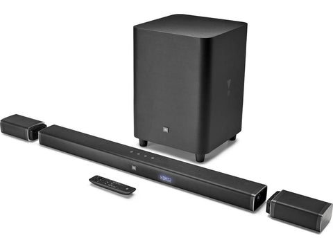 Soundbar JBL Bar 5.1 510W DTS Sub Wireless