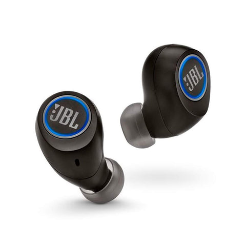 Auriculares JBL True Wireless Free Preto