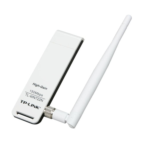 Adaptador USB TP-Link TL-WN722N Wireless N 150Mbps