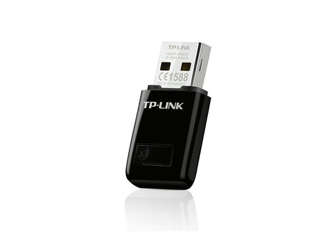 Adaptador USB TP-Link TL-WN823N Wireless N 300Mbps
