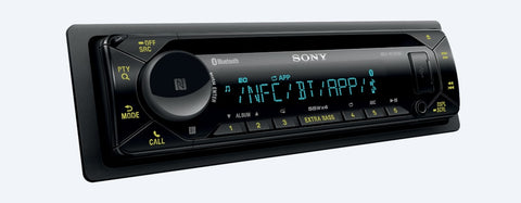 Auto Rádio Sony MEX-N5300BT Bluetooth
