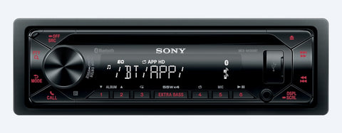 Auto Rádio Sony MEX-N4300BT Bluetooth