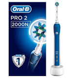 Braun Oral-B Escova Dentes Eléctrica Pro 2000N Cross Action