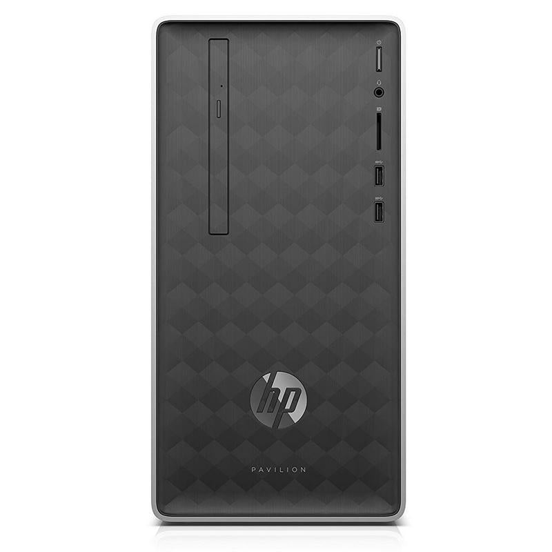 Desktop PC HP Pavilion 590-p0102np Ryzen 5 8GB Ram 1TB Disco