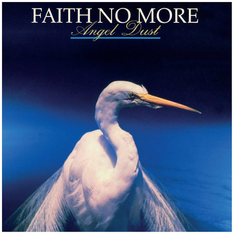 CD Faith No More - Angel Dust