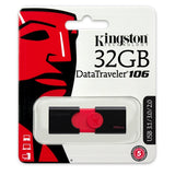 Pen USB Kingston DataTraveler 106 32GB USB 3.1