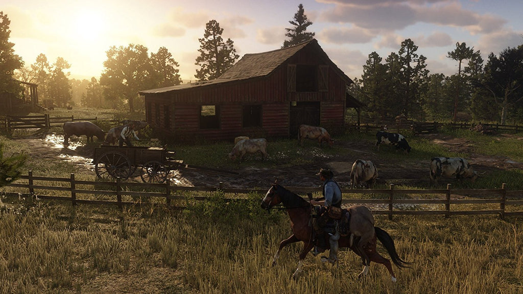 Jogo Xbox One Red Dead Redemption 2