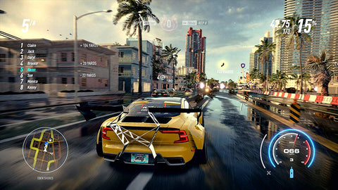 Jogo PS4 Need For Speed Heat