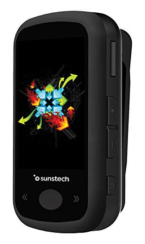 Leitor MP4 Sunstech Ibiza Bluetooth Preto