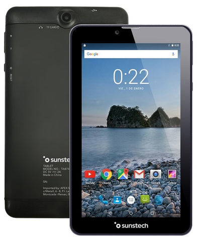 Sunstech TAB743GQC Preto - Tablet 7