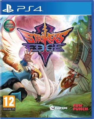 Jogo PS4 Strikers Edge Bundle