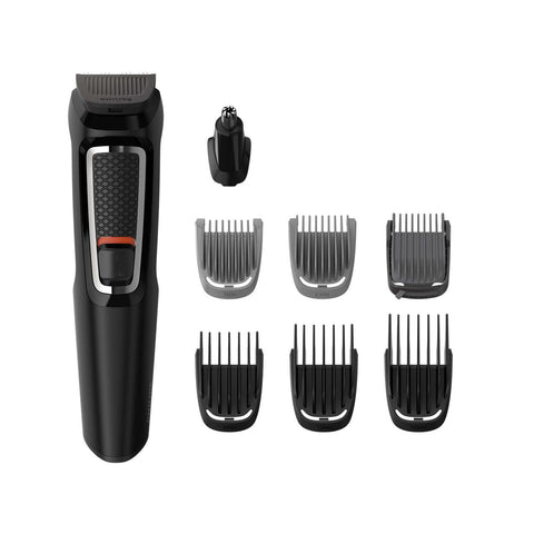Aparador Multigroom Philips MG3730/15 8-em-1