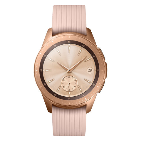 Samsung Galaxy Watch 42mm Rosa Dourado - Smartwatch