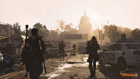 RESERVA JÁ PS4 THE DIVISION 2