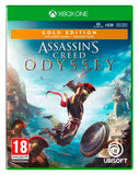 RESERVA JÁ XBOX ONE ASSASSIN'S CREED ODYSSEY GOLD ESP