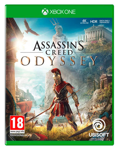 Jogo Xbox One Assassin's Creed Odyssey